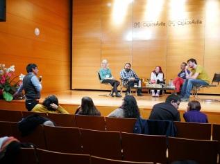 Conversatorio de narradores