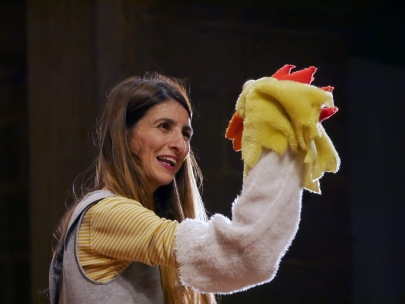 Ana Titiricuento y el gallo Paquito