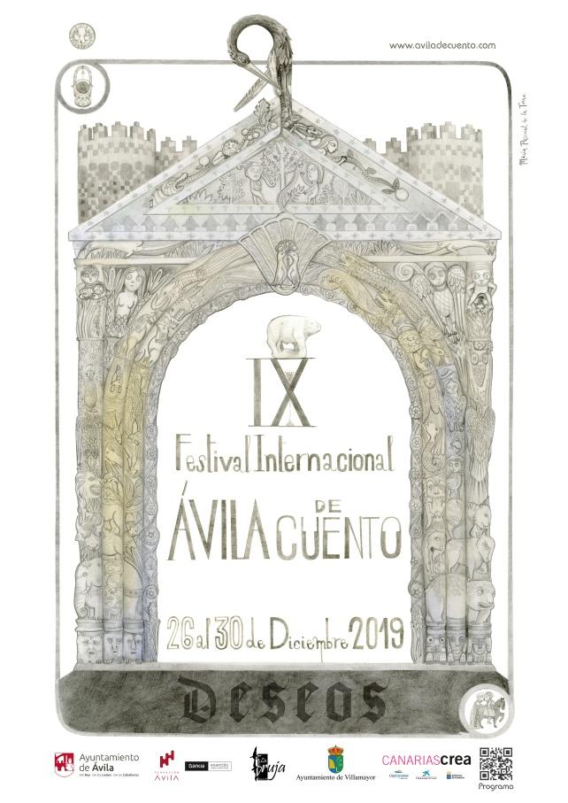 Cartel Avila de Cuento 2019-01