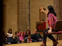 Isabela Méndez- 28 de diciembre- Auditorio San Francisco- Sesión familiar