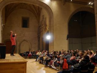 Pepe Maestro- 28 de diciembre- Auditorio San Francisco- Sesión familiar