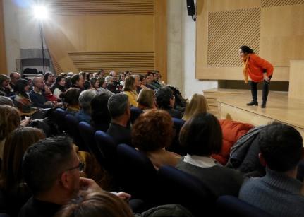 Isabela Méndez- 28 de diciembre- Auditorio San Francisco- Sesión adultos