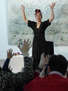 Cristina Temprano - 30 diciembre - Palacio Los Serrano - Sesión Bebés