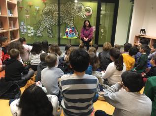 Isabela Méndez- 27 de diciembre- Villamayor (Salamanca)- Sesión infantil